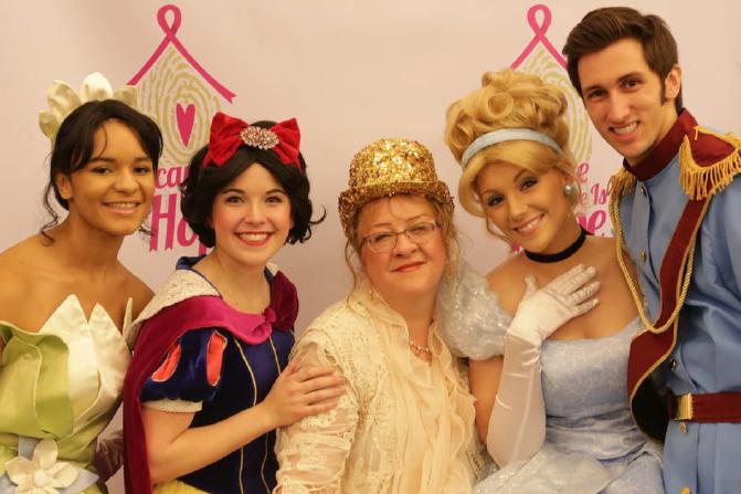 Cinderella Tea Countdown!